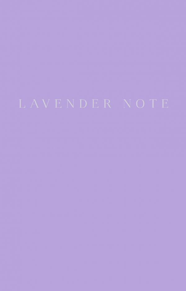 Lavender Note