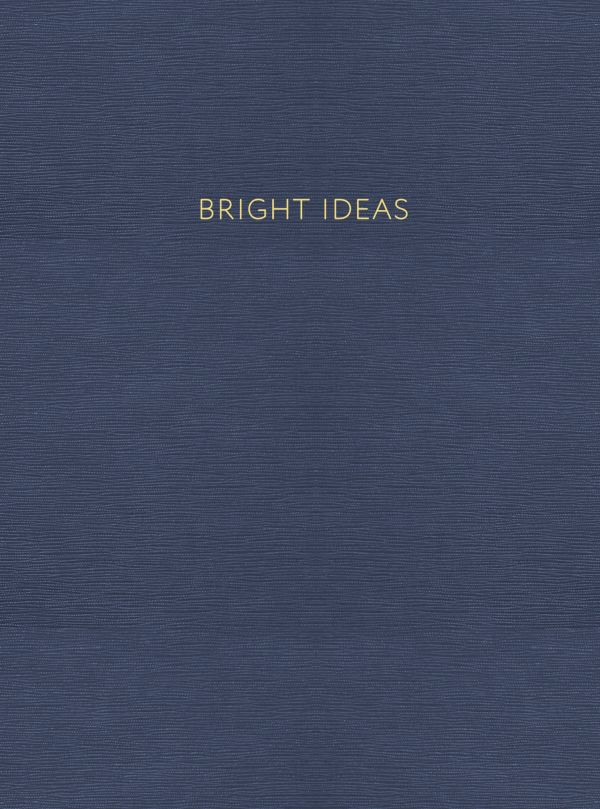 Bright Ideas (синий)