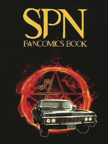SPN Fancomics Book