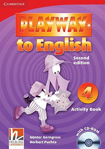 Playway to Eng New 2Ed 4 AB +R