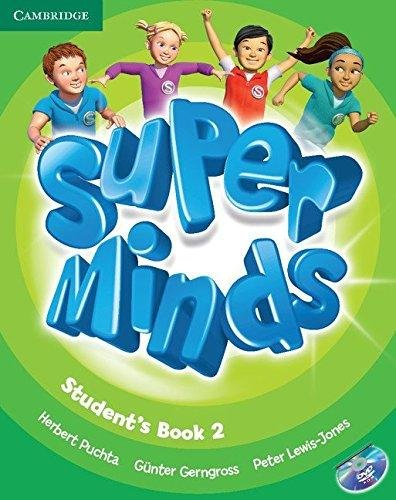 Super Minds 2 SB+DVD-PAL