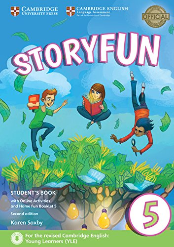 Storyfun for Starters, Movers and Flyers Flyers1SB