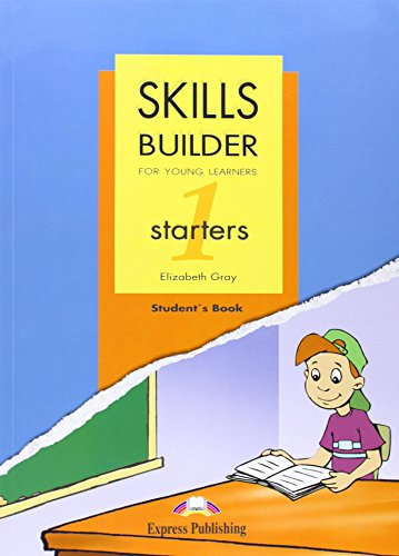 Skills Builder STARTERS 1. Students Book. Учебник
