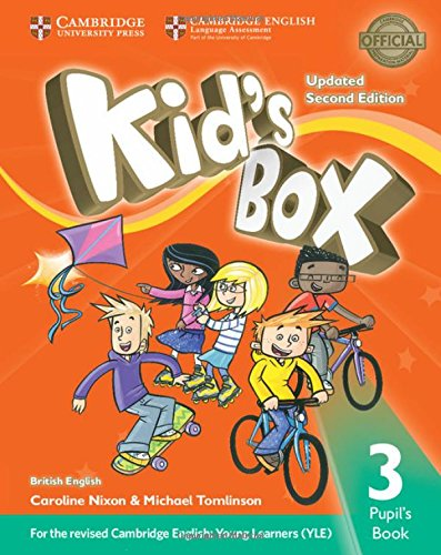 Kids Box UPD 2Ed 3 PB