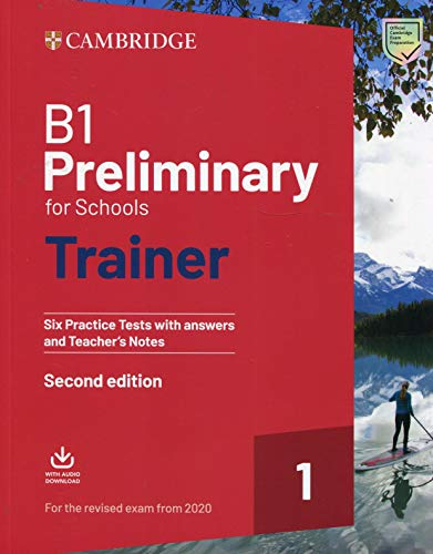 Preliminary for Schools Trainer 1(Exams 2020)
