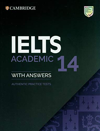 C IELTS 14 Academic SB + Ans no Audio